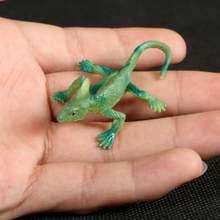 12 шт разноцветные искусственные ящерицы из ПВХ