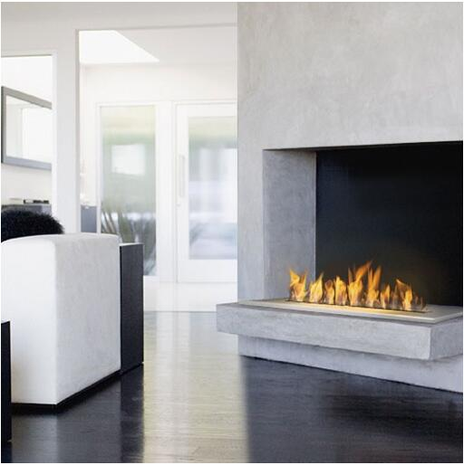 Inno Livinfg Fire 48 Inch Wifi Electric Fireplace Bio Ethanol Fire