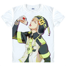 Anime dramatical assassinato camiseta verão t manga curta topos unisex cosplay(China)