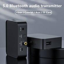 Беспроводной bluetooth передатчик spdif цифровой аудио оптический