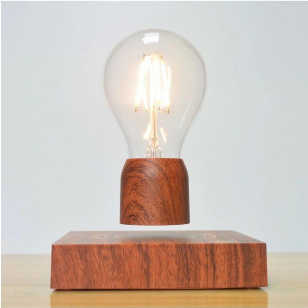 Магнитная левитационная лампа, креативный плавающий светильник для подарка на день рождения, магнитный светильник для комнаты, украшение д...
