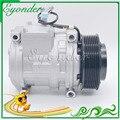 A/C AC компрессор охлаждения системы кондиционирования насос 10PA15C для JOHN DEERE 5 5020 6010 6020 AL154203 AL78779 TY6769 AL155836