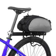Lixada Insulated Trunk Cooler Bag Cycling Bicycle Rear Rack