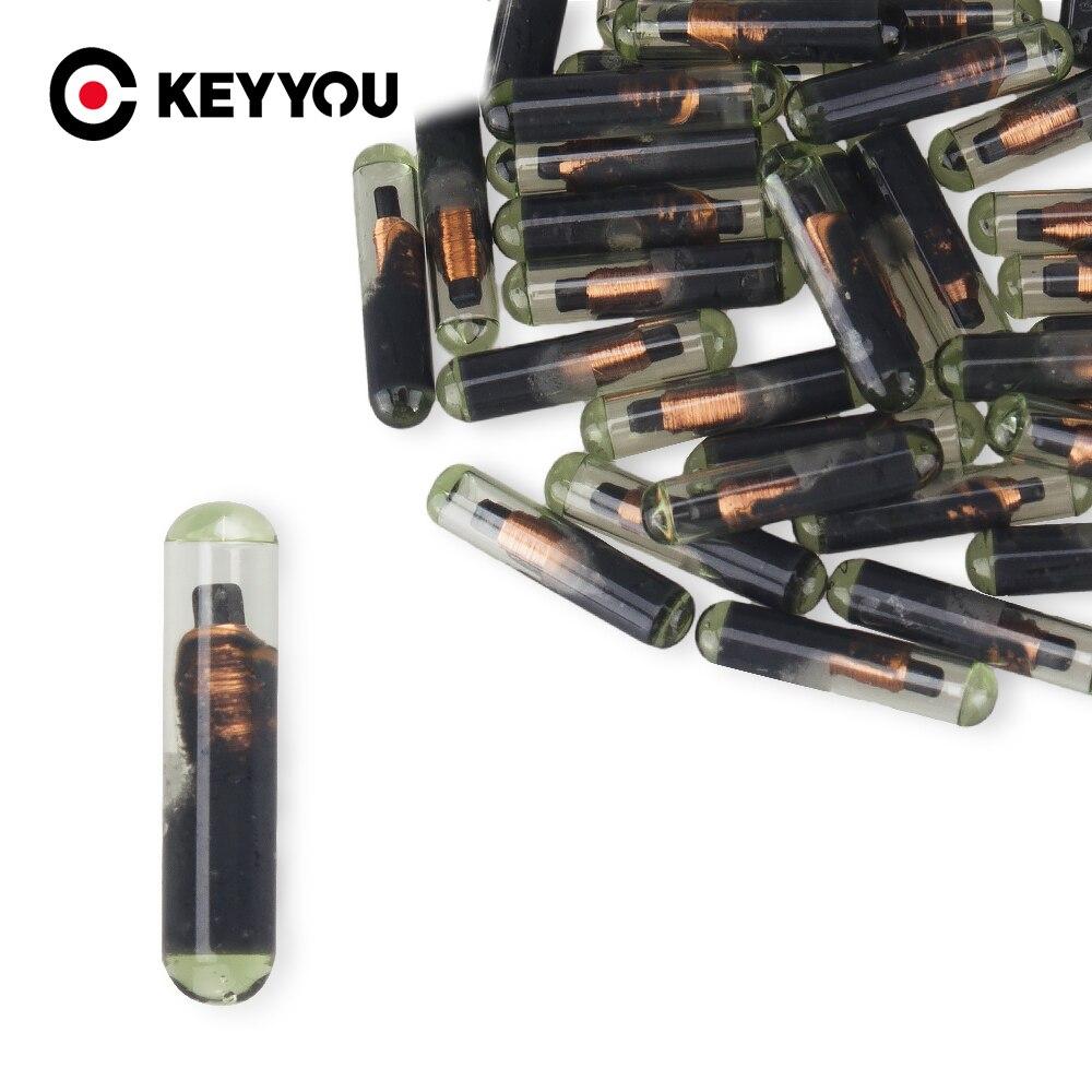 Чип KEYYOU 10X ID48, чип ID 48, чип T6, чип для разблокировки стекла, чип транспондера для Volkswagen, Audi, Seat, Skoda, Honda