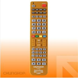 Image 3 - New 8 in 1 Universal Remote Control Controller For TV CBL SAT VCR DVD AMP Chunghop e885
