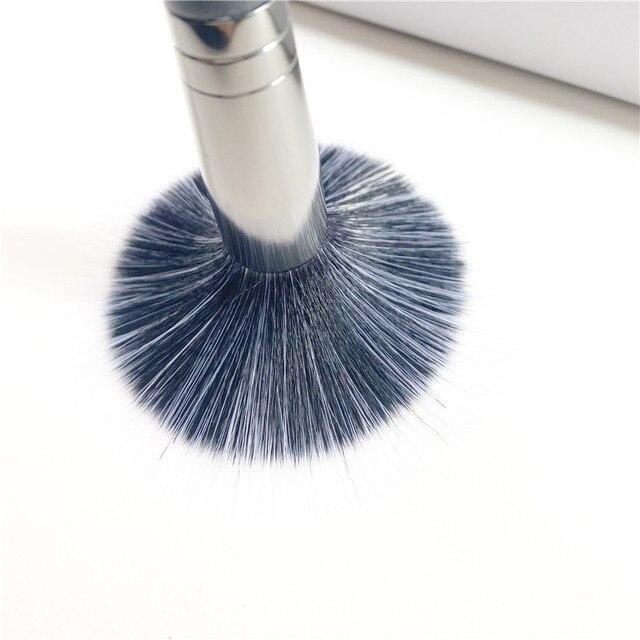 My destin b010 brosse à mèche moyenne | Pinceau à double poudre pour fond de teint, pinceau à mèches B010