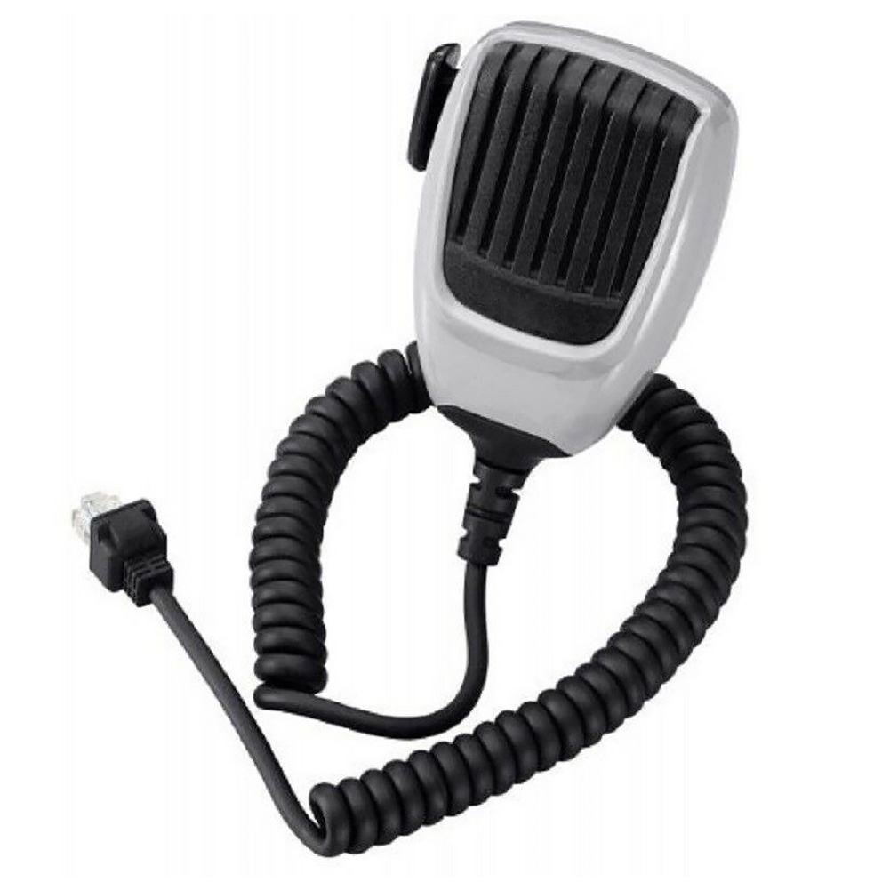 HM-148G Durable With Screw Ham Mic Practical Communication ABS Self Grounding Car Mounted Handheld Mobile Radio For ICom Series