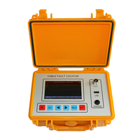 Intelligent Cable Fault Locator portable field instrument working on TDR and bridge methods