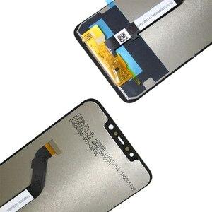 "Image 4 - 2246*1080 الأصلي 6.18 ""ل شاومي Poco F1 LCD تعمل باللمس محول الأرقام الجمعية ل Mi Pocophone F1 عرض استبدال"
