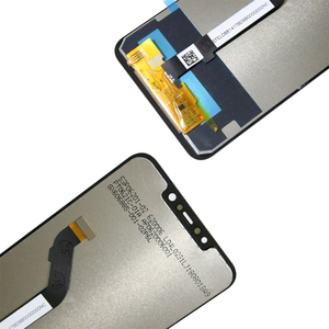 """Image 4 - 2246*1080 Original 6.18 """"für Xiaomi Poco F1 LCD Touch Screen Digitizer Montage für Mi Pocophone F1 Display ersatz"""