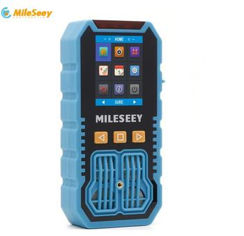 цена на Mileseey Handheld LCD Multifunctional gas detector 4 in 1 toxic harmful gas H2S/CO/O2/ EX gax Analyzer High Precision Detector