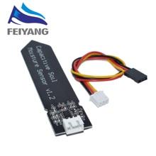 Sensor Module Capacitive Soil-Moisture Voltage-Wire Corrosion-Resistant Wide V1.2