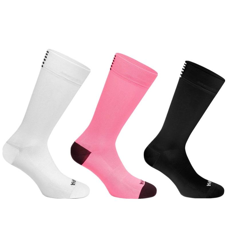 Summer Sport Cycling Socks Men Women Breathable Road Bicycle Socks Outdoor Sport Compression Socks