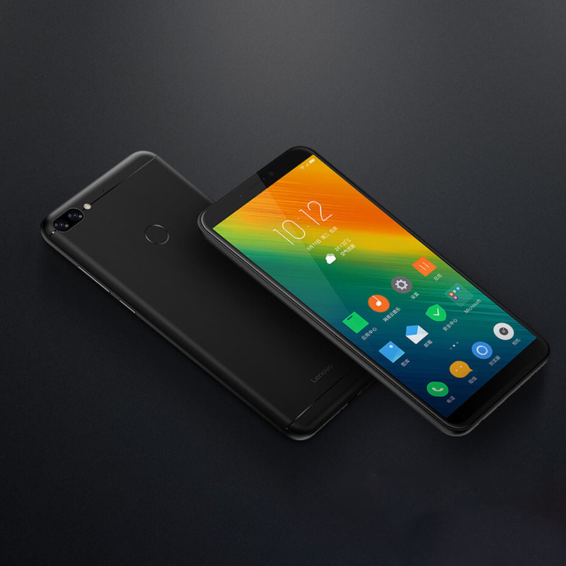 """Global Version Lenovo K9 Note Smartphone 3GB 32GB Mobile Phone 4G Lite Snapdragon Octa Core Face ID Android 8.1 6"""" 16MP Camera"""