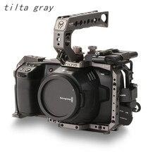 Tilta TA T01 B Tiltaing كاميرا قفص ل BMPCC 4K/6K الأساسية عدة الحرة الشحن