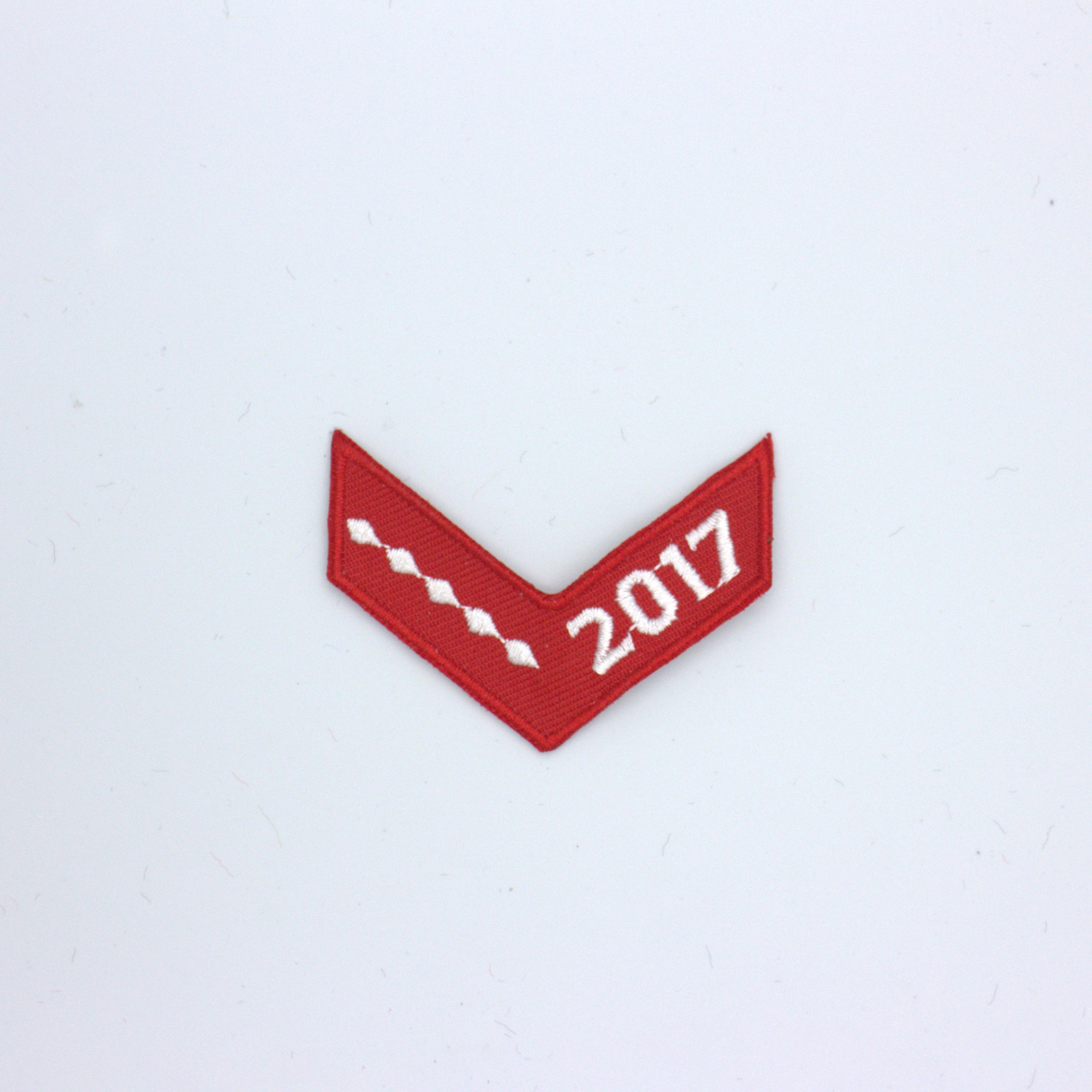 Camiseta ferro em listras apliques roupas adesivos emblemas de roupas 9
