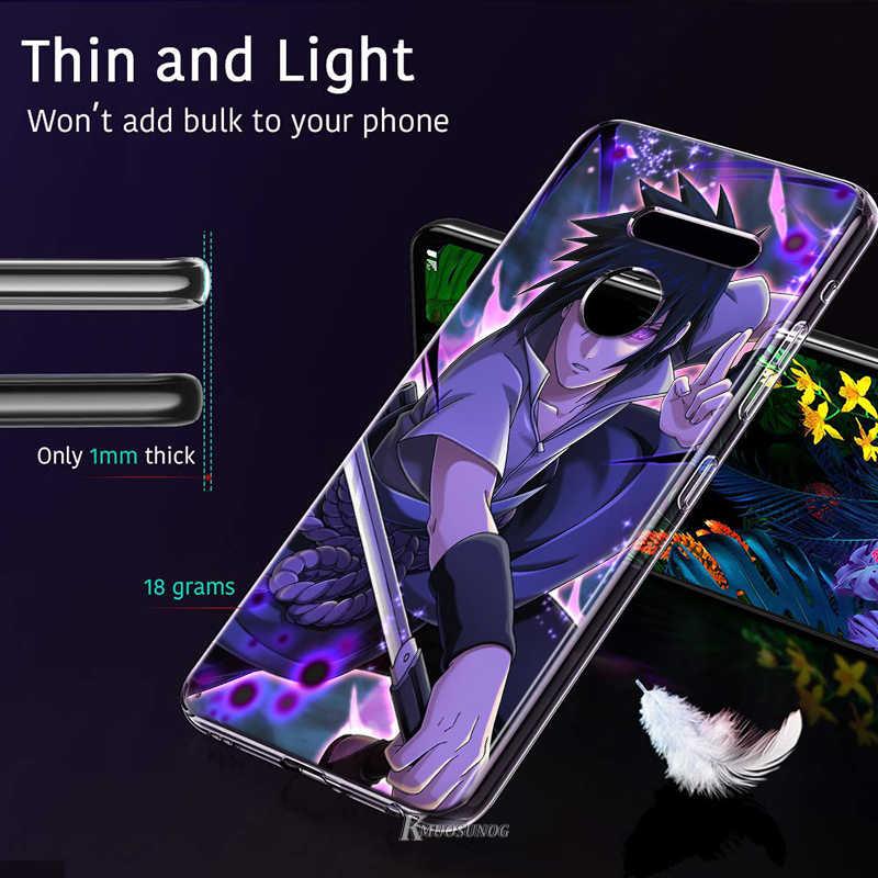 サスケアニメ lg W20 W10 V50S V50 V40 V30 K50S K40S K30 K20 Q60 Q8 Q7 Q6 G8 g7 G6 ThinQ 電話ケース