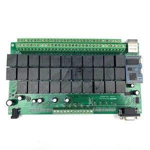 Image 2 - 32CH domoticaスマートホームキットオートメーションモジュールコントローラネットワークイーサネットtcp ipリレースイッチシステム 32 ギャング
