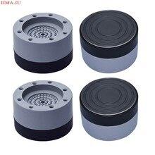 4 pces almofada antiderrapante fixa universal anti vibração pés almofadas máquina de lavar 3.5cm