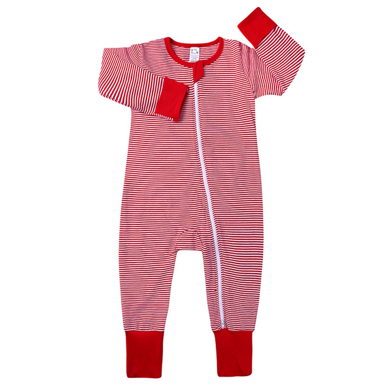Newborn Infant Toddler Kids Baby Girls Boys Pine Cone Print Cotton Romper Jumpsuit Onesies Bodysuit for 0-18M