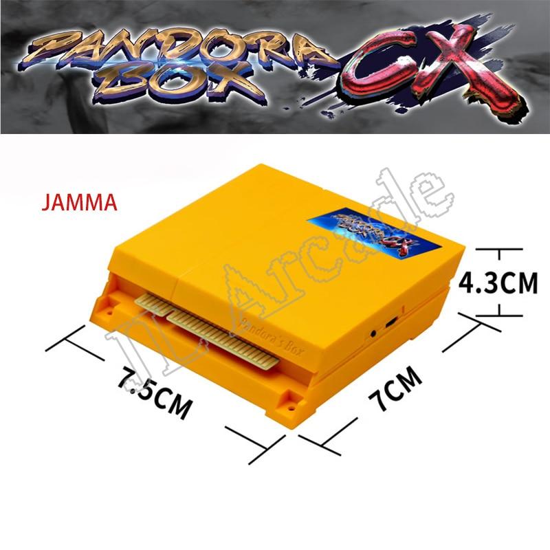2021 pandora box cx jamma настольные игры 2800 в 1 оригинал 3A аркадная версия тот же ход игры 720P 3D|Игры с монетами|   | АлиЭкспресс
