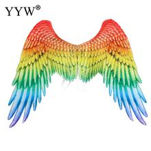 Halloween Props Angel Wings Costume Fashion Show Feather Unisex Cosplay Fancy Adult Dress Party Supplies