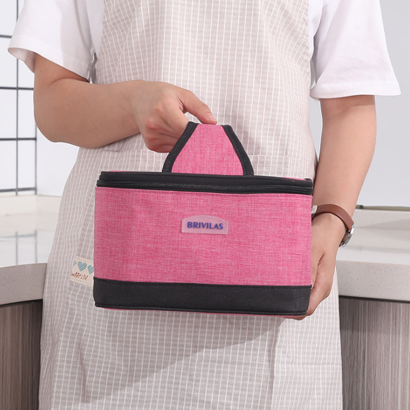 Lunch Bag,Light And Beautiful,High-capacity,Multicolor Optional