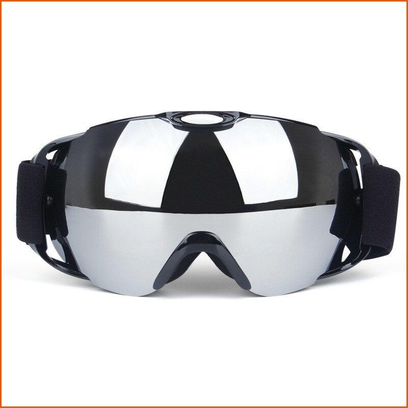 Lunettes de Ski pour adultes Double pont hommes et femmes lunettes de Ski sphère équipement masque de neige
