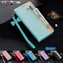 Magnetische Leder Zipper Flip Fall Für Xiaomi A3 9T CC9E Redmi 7A K20 Hinweis 10 9 9S 8 7 Pro Max Brieftasche Karte Halter Telefon Tasche Abdeckung