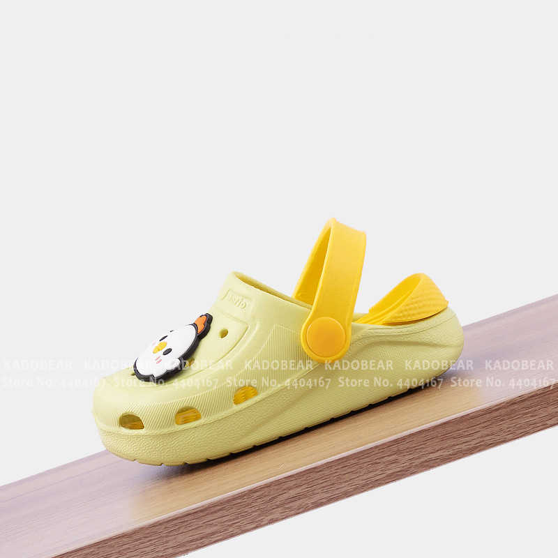 漫画ユニコーン子供ビーチ水裸足洞窟子供の靴の幼児の少年少女の屋内ホームスリッパかわいいフリップをプ
