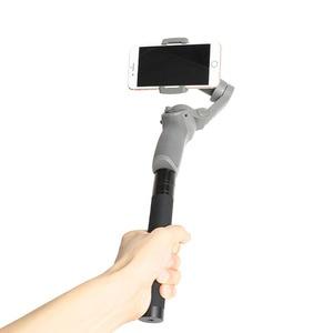 Image 4 - Stativ und Erweiterung Pole Set, handheld Selfie stick für Gimbal Stabilisator/DJI Osmo Mobile 3 2/ZHIYUN/Feiyu Montieren Zubehör