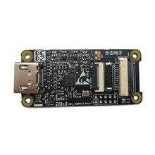 مدخل HDMI إلى CSI 2 التوت بي صفر التقاط HDMI لتوت العليق بي 4B 3B + 3B صفر