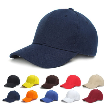 Women Men Hat Curved Sun Visor Light Board Solid Color Baseball Cap Men Cap Outdoor Sun Hat Adjustable Sports Caps In Summer