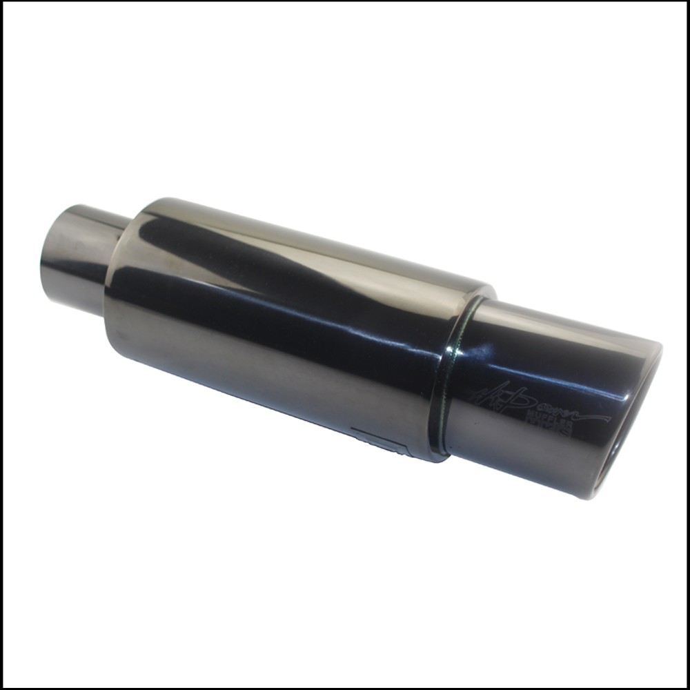 High Quality Car Exhaust Systems Tip Muffler Tail Pipe With Universal Fit