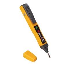 Бесконтактный детектор напряжения переменного тока Ручка высокая низкая чувствительность стиль тестер напряжения зуммер сигнализация самотестирование тестер