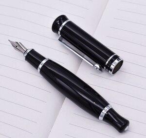 Image 2 - Duke 558 stylo fontaine noir vif, stylo décriture de 0.7mm, Style Unique, bureau et fournitures pour la maison