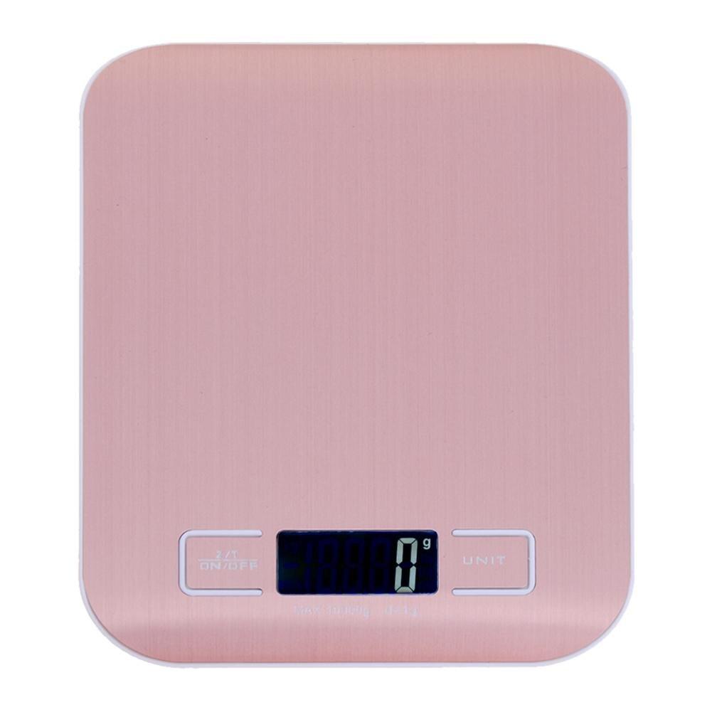 5/10 кг 1 г мини Портативный цифровые весы ЖК-дисплей Кухня Электронные Весы Почтовый Еда весы Кухня Карманные электронные весы для овощей взвешивания-5