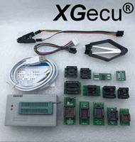 V 10, 33 XGecu TL866II Plus USB Programmierer support15000 IC + 13PCS Adapter + SOP8