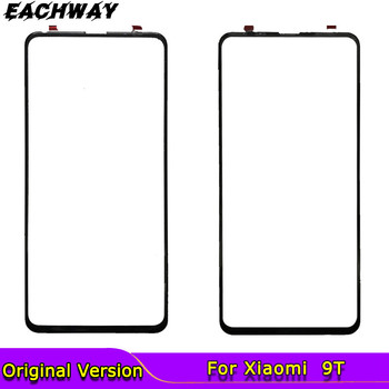 Mi 9t Pro Touch Screen Front LCD Display Glass K20 Pro for Xiaomi Mi 9T Digitizer Lens K20 Touch Panel Redmi K20 Pro Phone