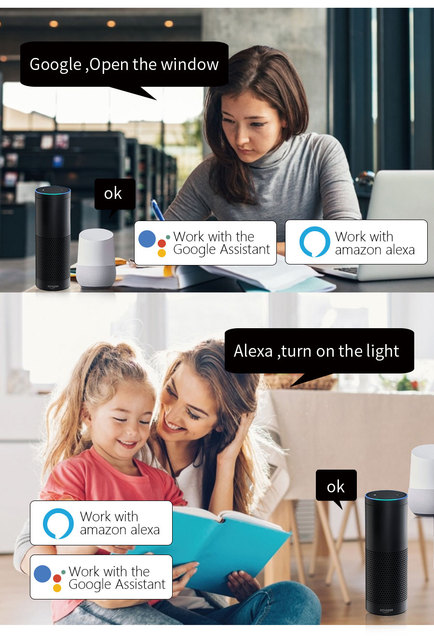 New DIY Smart Wireless Remote Switch Socket Smart Home Automation Remote Control Switch Relay Smart Life/Tuya with Alexa Google 2
