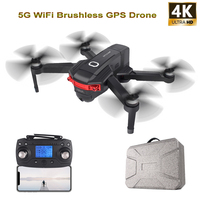 W11 GPS Drone with 4K/720P FPV Dual Camera 5G WiFi FPV Brushless Optical Flow RC Drone Quadcopter Flight 22 Mins VS K1 SG906