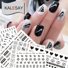 3D Nail Art Decals B...
