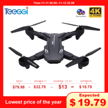 Rc-Drone Optical-Flow-Quadcopter Zoom VS Dual-Camera Foldable Wifi XS816 SG106 M70 Visuo