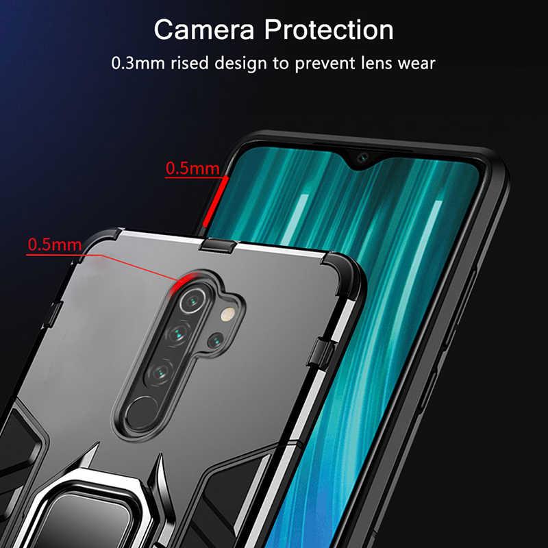 Soporte Incorporado Funda Redmi 9 Pro MAX Resistente Azul Funda Protectora Armor Que Absorbe los Golpes Funda Redmi 9 Pro Funda con Clip para cintur/ón MOONCASE Xiaomi Redmi Note 9S