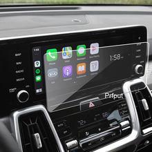 Стальная Защитная пленка для экрана из закаленного стекла для Kia Sorento 4-го поколения 10,25 дюйма, автомобильный GPS-навигатор 2021 года