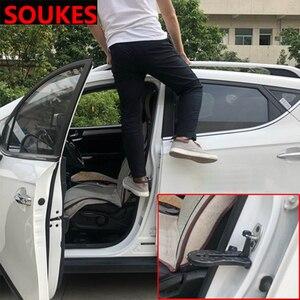 Автомобильная крыша дверь ножная пластина складные колышки педаль крыло для hyundai I30 IX35 IX25 Suzuki Lifan X60 X50 Renault Mitsubishi ASX Jeep