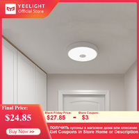 Yeelight Smart LED Induction Ceiling Light Mini Remote Control Human Body Sensor Photosensitive Mini Ceiling Lamp For Corridor