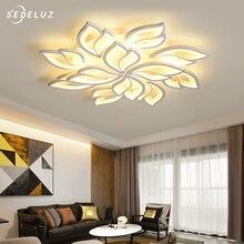 Decoración moderna lámparas de interior iluminación LED para la sala de decoración del pasillo de Casa dormitorio cocina comedor lámpara SEDELUZ