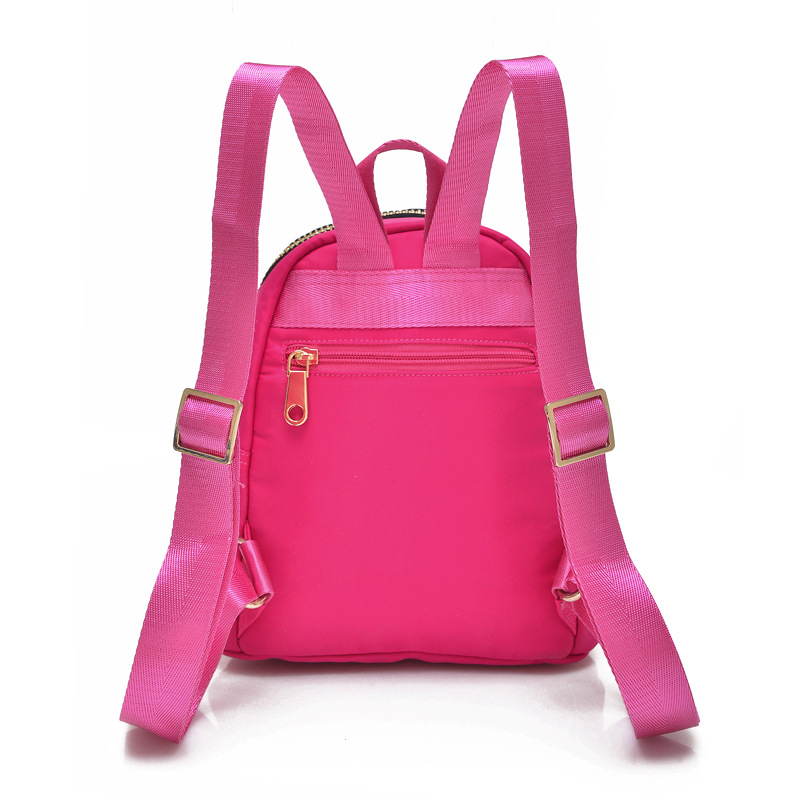 New Style Classic Versatile Fashion Nylon Backpack Korean-style Trend Waterproof Hand WOMEN'S Backpack