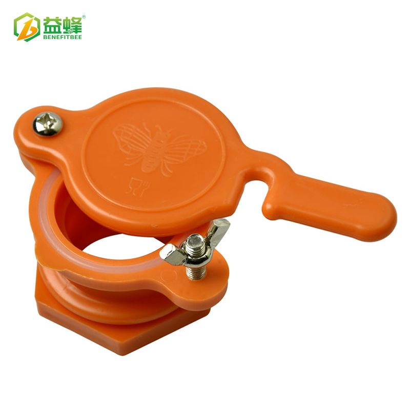 Beekeeping Eqiupment Box Wholesale Beekeeping Tools Honey Extractor High Quality Plastic Honey Outlet Honey Flow Mouth Tap Custo